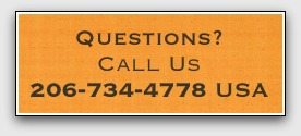 "Text Box saying, ""Questions? Call Us 296-734-4778"