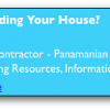 Text Box saying we are help you locate a contractor or building resources