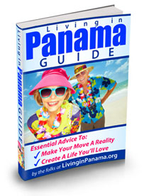 Cover of Living In Panama Guide